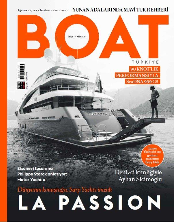 Boat International magazin