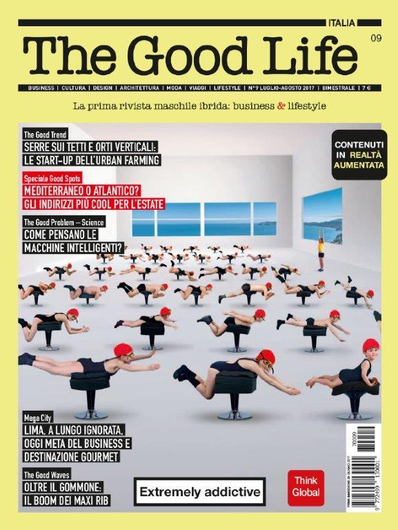 The Good Life magazin