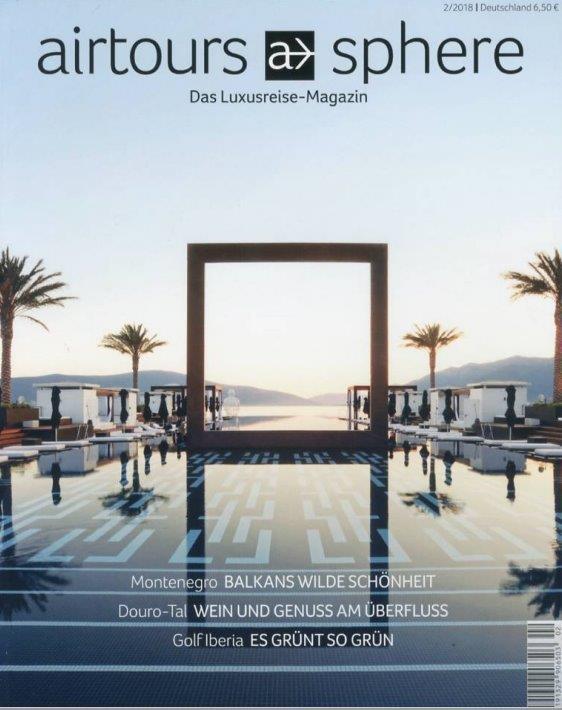 Airotours sphere magazin