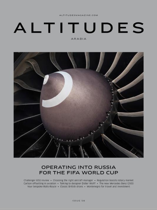Altitudes magazin