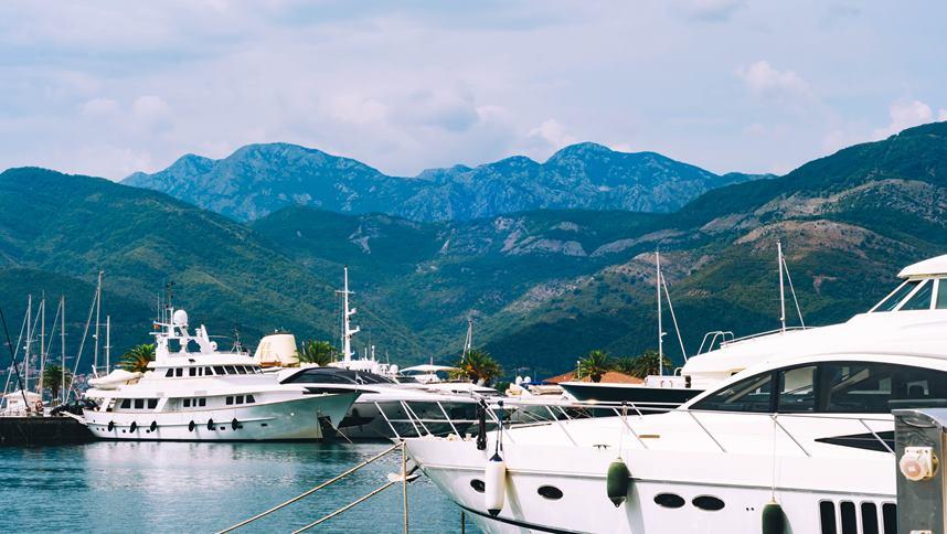 Small yachts